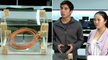 Windchill, frigiderul MINUNE care funcţioneză fără curent electric