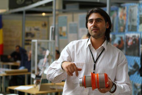 O invenție românească pentru reducerea consumului de carburant va fi prezentată la Geneva