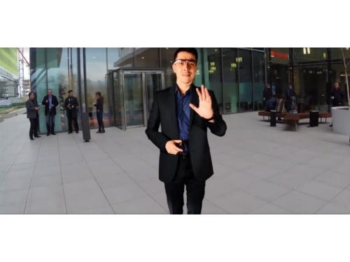 O echipă de tineri români, la concurenţă cu Microsoft pentru viitorul comunicaţiilor