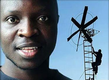 William Kamkwamba, adolescent inovator din Malawi
