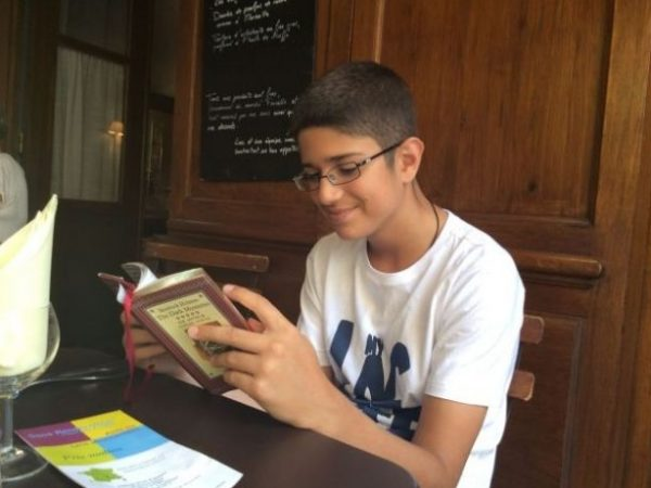 Un adolescent din România este geniul planetei. Află povestea românului