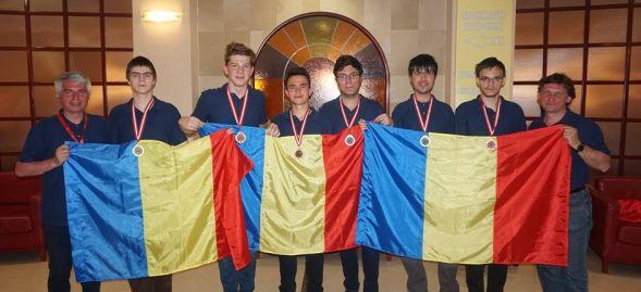 Elevii români au câștigat ȘASE MEDALII la Olimpiada Balcanică de Matematică, Ohrid, Macedonia, 2017