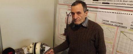 Adio bani pe curent, gaz, benzina: Un om din Brasov a inventat un motor pe magneti
