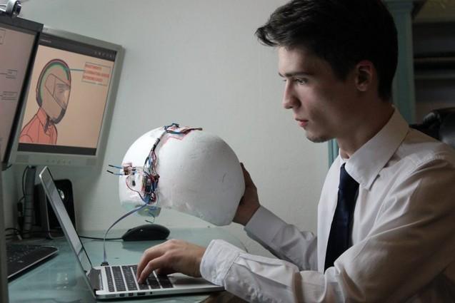 """Un tânăr inventator român din Italia: """"Inima mereu la România îmi rămâne. Visul meu e acela de a reuși să devin om de afaceri și să investesc în România"""""""