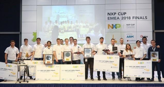 Studenții români au realizat o mașină autonomă, cu care s-au clasat pe locul al III-lea la un concurs internațional din Germania