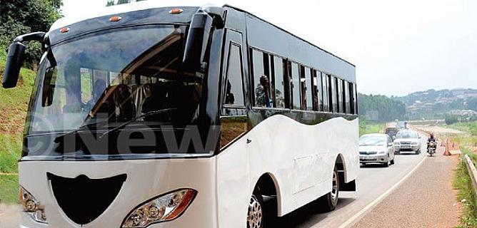 Uganda: Acesta este Kayoola, primul autobuz african cu energie solară